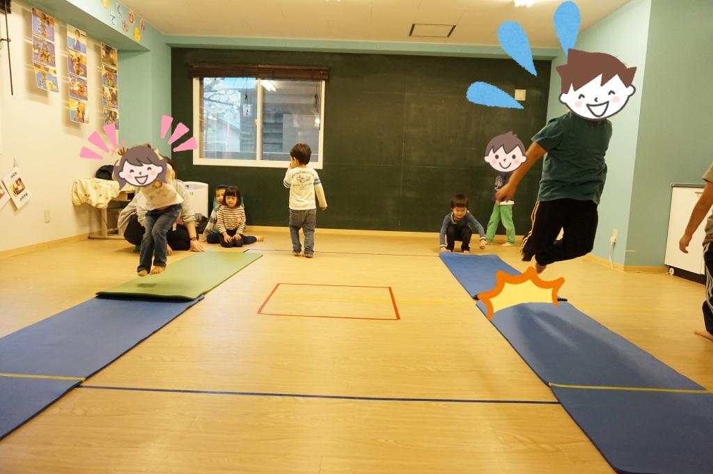 君はウサギ!さあ飛ぶのだピョンピョンッ!