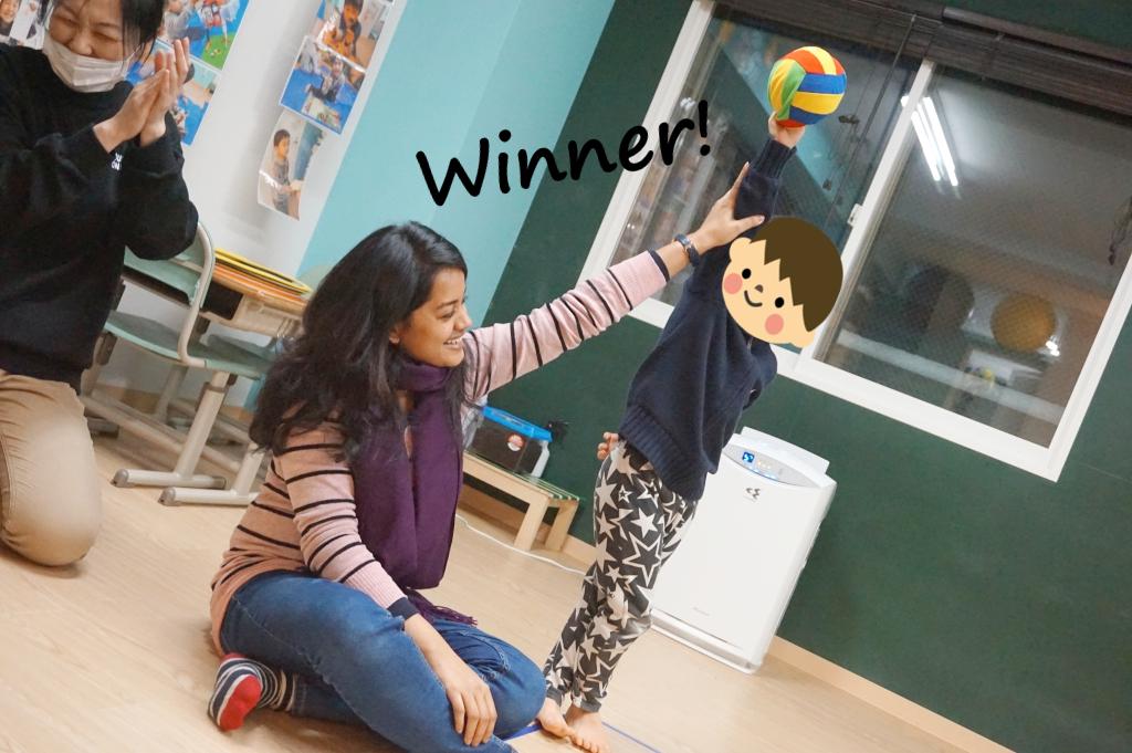 優勝は・・・!Aくんでした( ^o^)ノ