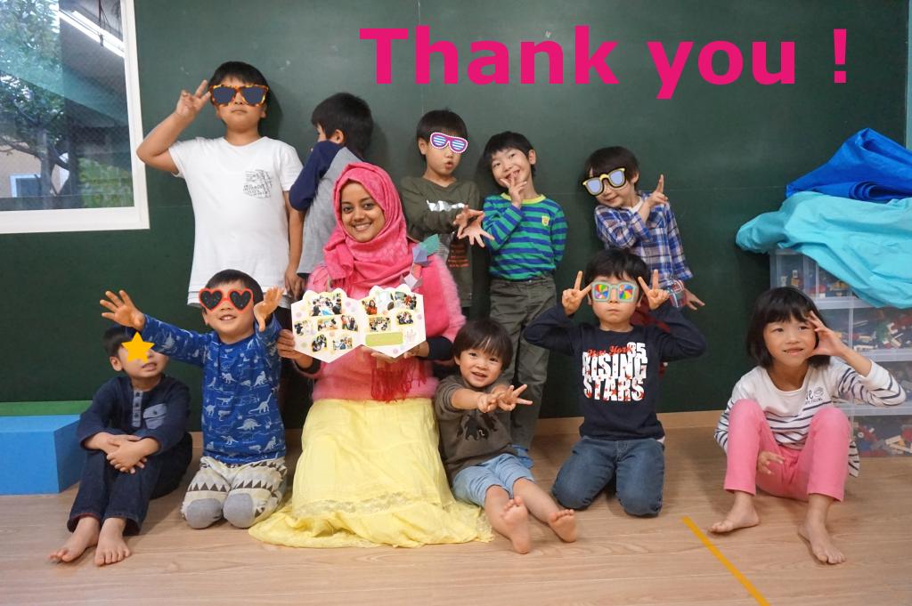 シシル先生ありがとうございましたっ!