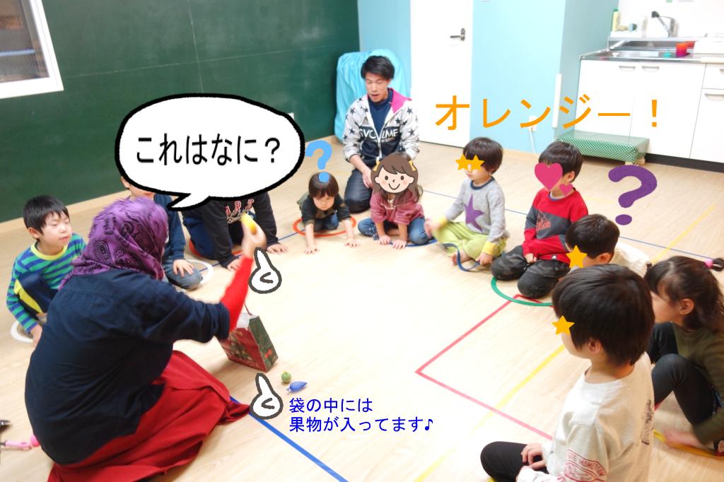 フルーツを英語で答えよう!