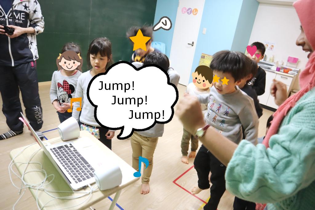 Jumpのほかにもいろいろあるよ♪